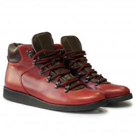 Женские ботинки Afour Hiker 2 burgundy