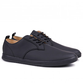 Кеды CLAE Ellingtone Black Coated Leather