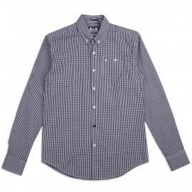 Рубашка Weekend Ofeender  Harrelson Slim Fit Navy/White
