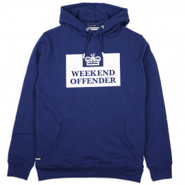 Толстовка Weekend Offender HM Service French Navy