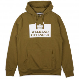 Толстовка Weekend Offender HM Service Olive
