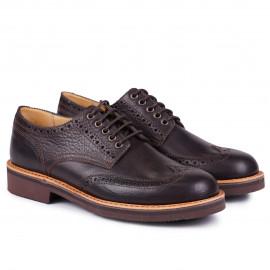 Ботинки Fracap G180 Brogue 750 T.Morro / Bologna Brown