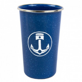 Стакан Iron and Resin Pioneer Pint Glass Blue