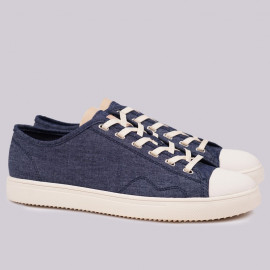 Кеды CLAE Deep Herbie Textile Navy Denim