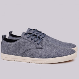 Кеды CLAE Ellington Textile Navy Chambray