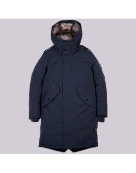 Зимняя Куртка Loading 7206 Fishtail Parka Dark Navy