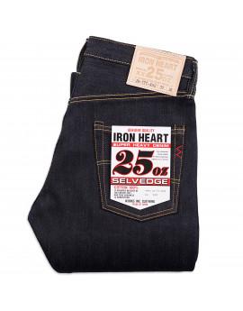 Джинсы Iron Heart IH-777-XHS Super Slim Tapered 25oz Selvedge