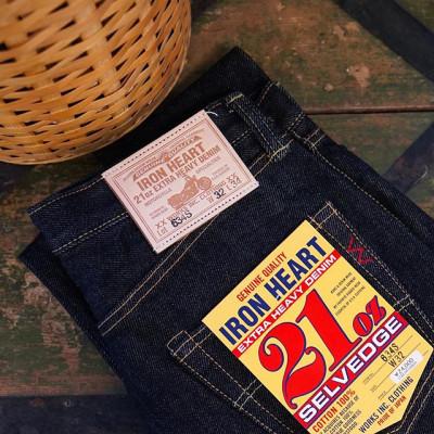 IH-634S — джинсы классического Regular Straight кроя от IRON HEART, выполнены из супер-тяжелого фирменного селведж денима весом в 21 унцию. Джинсовое полотно имеет высокую прочность на износ и приобретает плавный винтажный рисунок и цвет в процессе носки. Hand Made in Japan!  Доступно в магазине: 📍Санкт-Петербург, ул. Мира, 5 ☎ +7 963 346 14 38 (12-21) http://zefear.ru/45-iron-heart  #Zefear  #IronHeart  #IronHeartDenim #Japanesedenim #Selvedge #Selvedgedenim#Selvage#Selvagedenim #Indigo #Jeans #Denim #JapanMade #Madeinjapan#mensfashion #menswear #heritage #vintage #repro #21oz #21ozdenim #ironheart634s #634s #ironheart634 #worksinc #ih634s #
