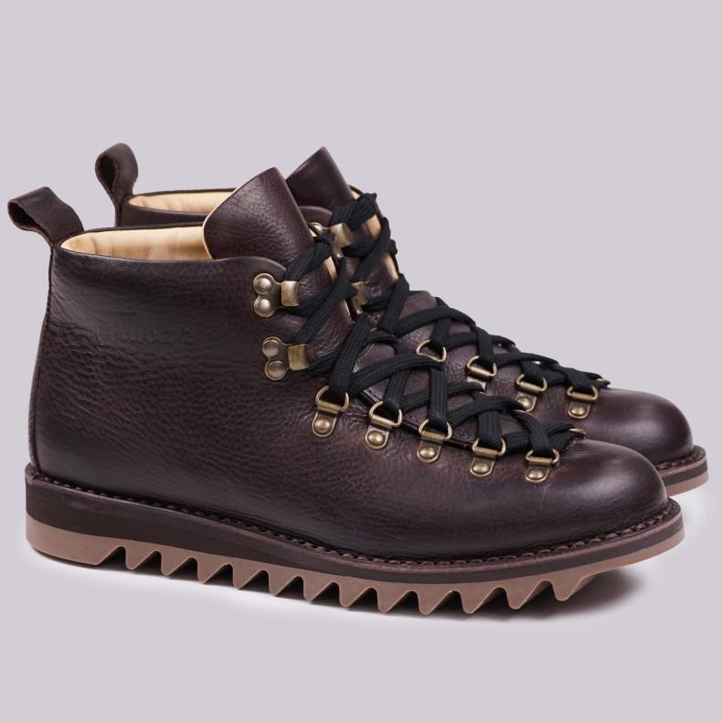 Ботинки Fracap M120 Scarponcino T.Morro 750 / Ripple Ambra