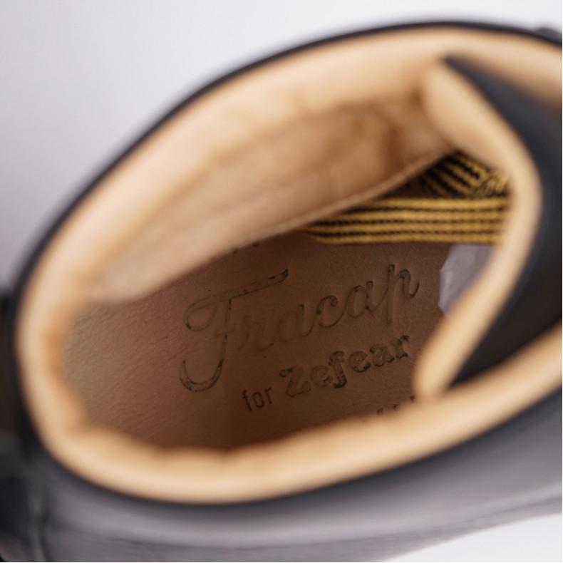 Ботинки Fracap M120 Scarponcino Black / Roccia Black