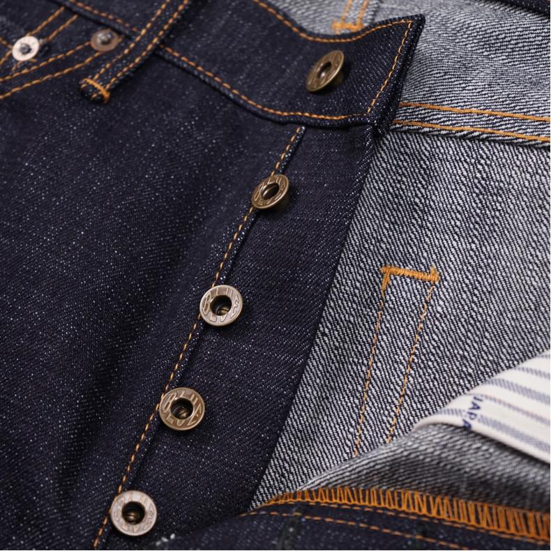 Джинсы Japan Blue Jeans JB0512S Standard 16.5oz U.S.A.×Australia Cotton Vintage Selvage Raw