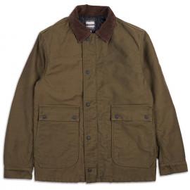 Куртка Momotaro Jeans 03-091 Heavy Moleskin Jacket Army Green