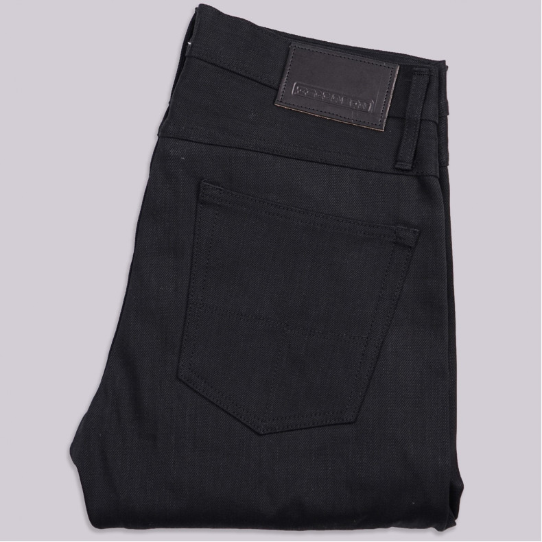 Джинсы TELLASON Ladbroke Grove Slim Tapered Selvedge Black 13,5 oz