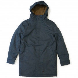Куртка Dunderdon J25 Canvas Parka dark navy