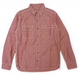 Рубашка Momotaro MS033 red