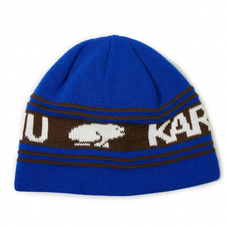 Шапка Karhu Originals blue/brown