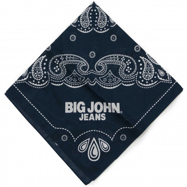 Бандана Big John Logo dark green