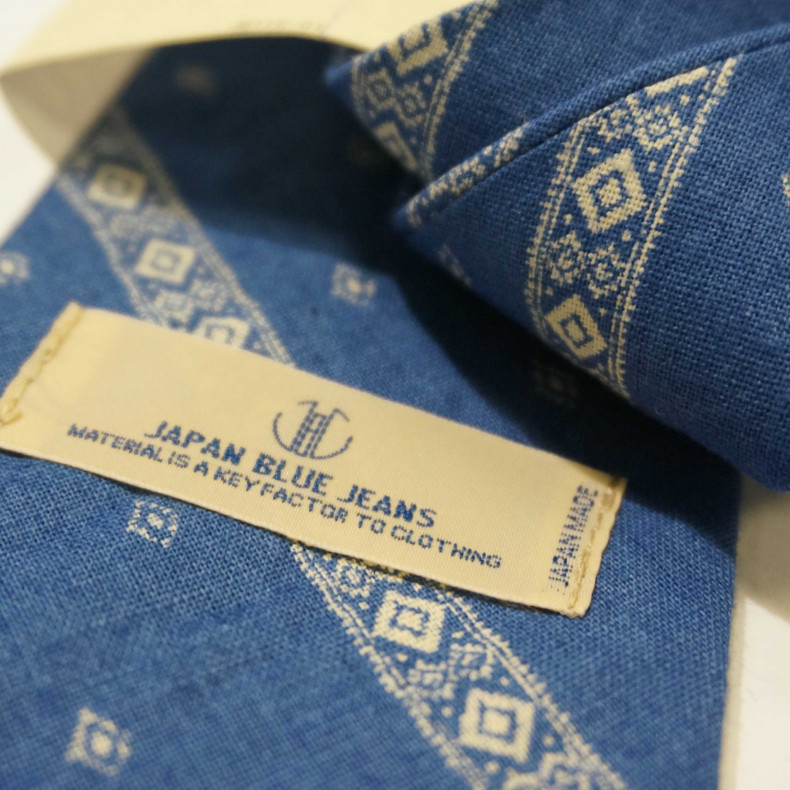 Галстук Japan Blue Jeans blue