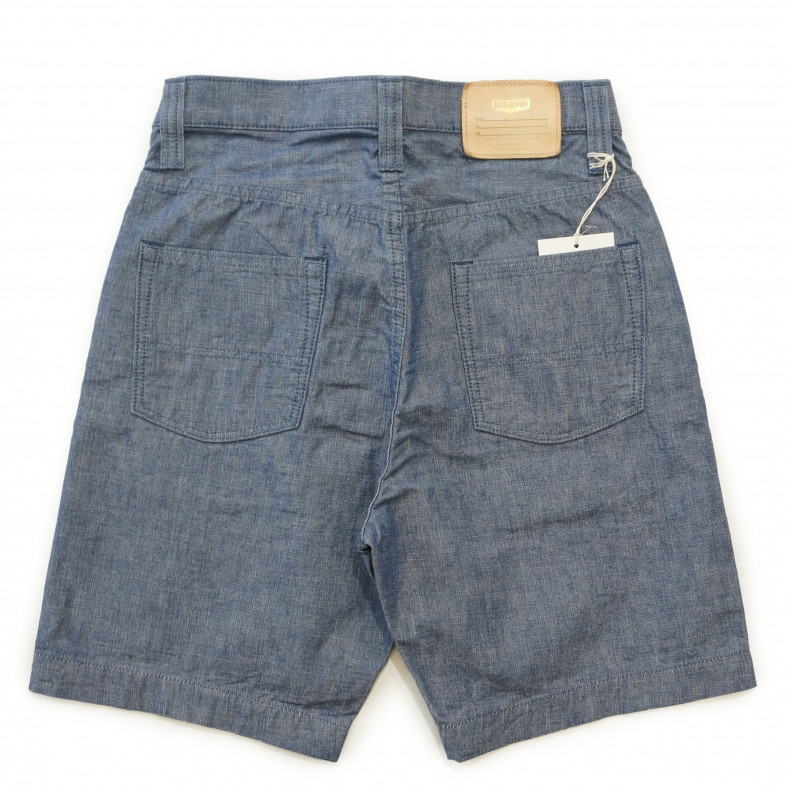 Шорты Big John M714F Denim Shorts chambray indigo