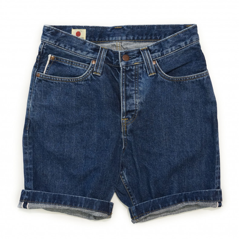 Шорты Big John M714F Denim Shorts indigo