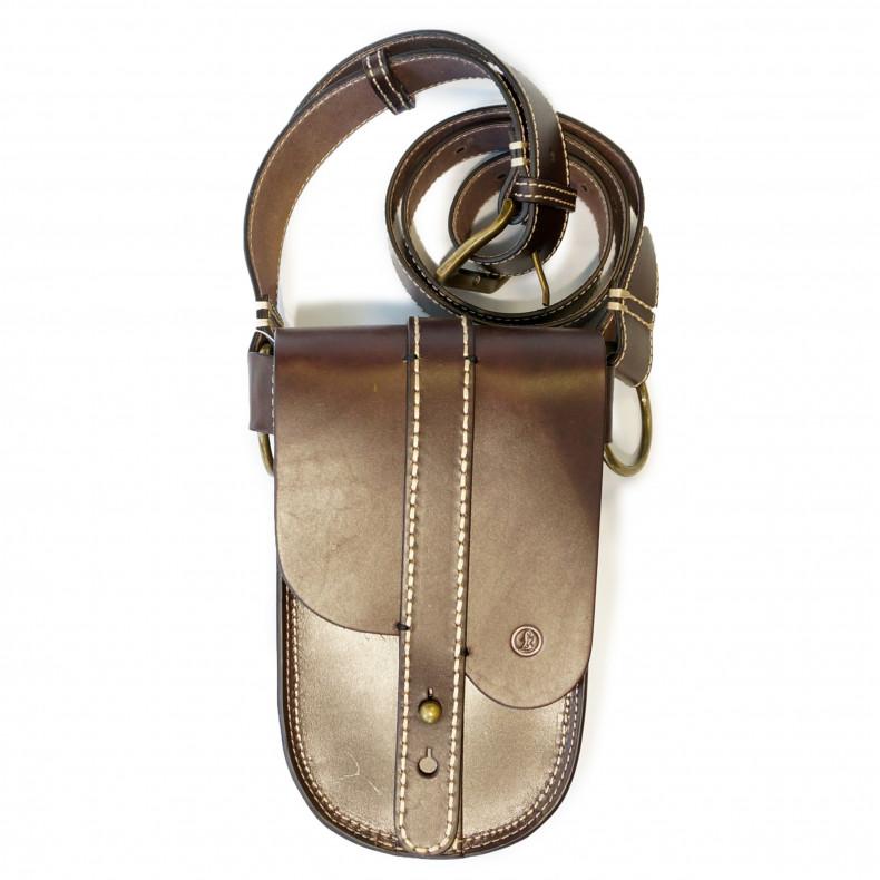 Поясная сумка Flying Zacchinis Ago brown