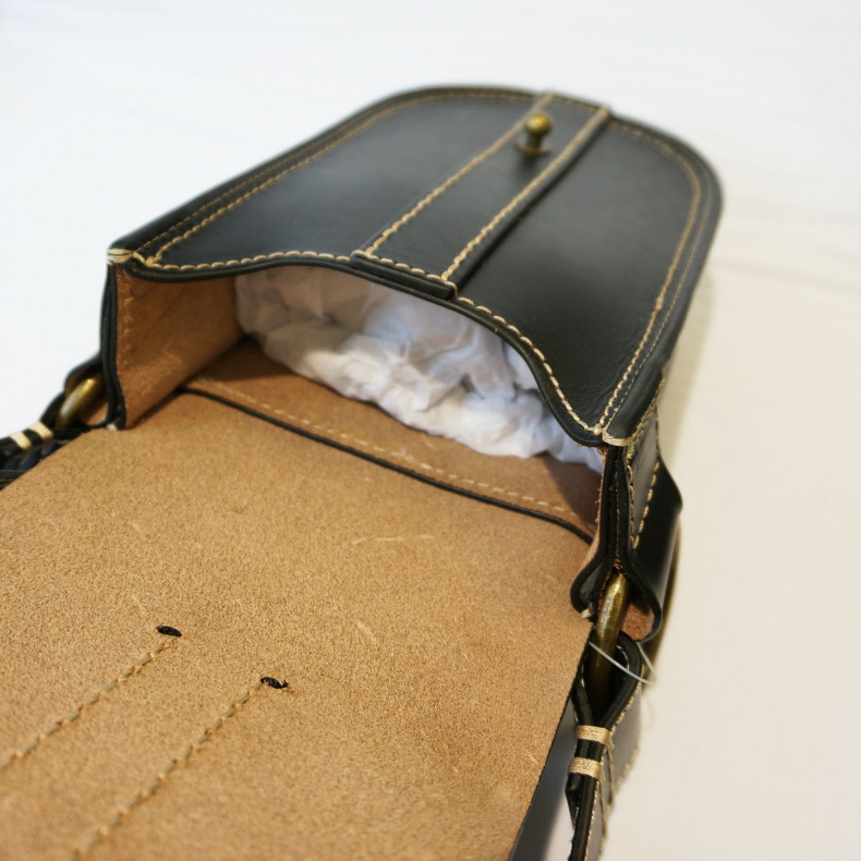 Поясная сумка Flying Zacchinis Ago black