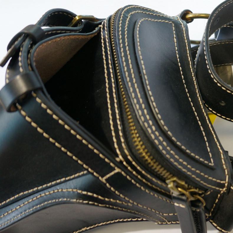 Поясная сумка Flying Zacchinis High Noon black