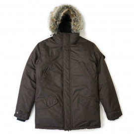 Куртка Zefear Parka Полярник dark brown