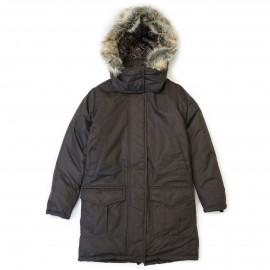Женская куртка Zefear Winter Parka Карелия dark brown