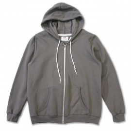 Толстовка Anvil Zip Hoody grey