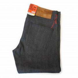 Джинсы Naked and Famous Skinny Guy Indigo Broken Twill Selvedge