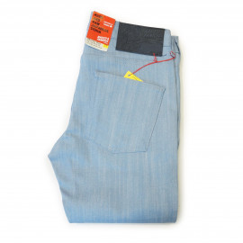 Джинсы Naked and Famous Skinny Guy Light Blue Stretch