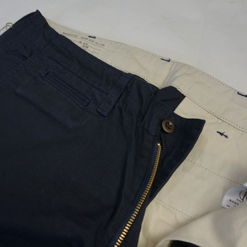 Брюки Japan Blue Jeans Brooklyn JB7053 navy