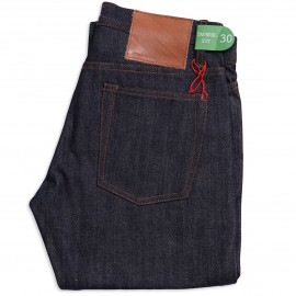 Джинсы The Unbranded Brand UB201 Tapered Fit 14.5 oz Selvedge