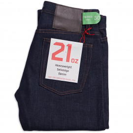 Джинсы The Unbranded Brand UB221Tapered Fit 21 oz Selvedge
