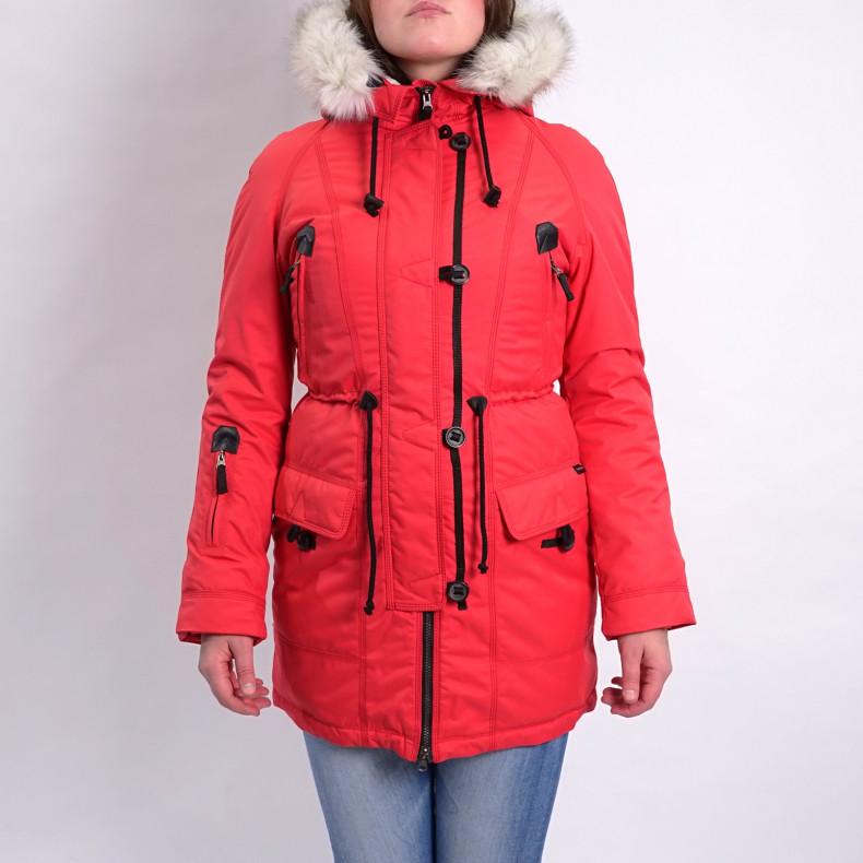 Женская куртка Zefear Belukha Mountain light red