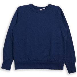 Толстовка Riding High USA Fleece Raglan Sweat navy