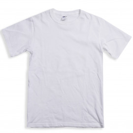 Футболка Anvil Cotton white