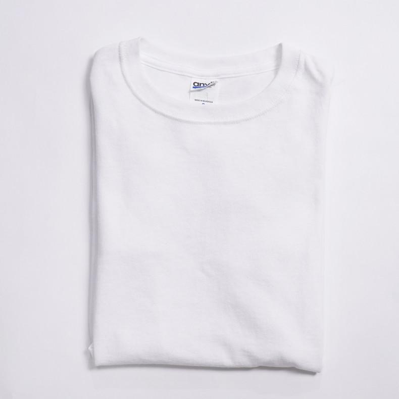 Футболка Anvil Cotton white