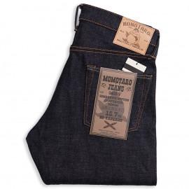 Джинсы Momotaro Jeans 0405-V Hi-Tapered Raw 15.7 Oz Selvedge
