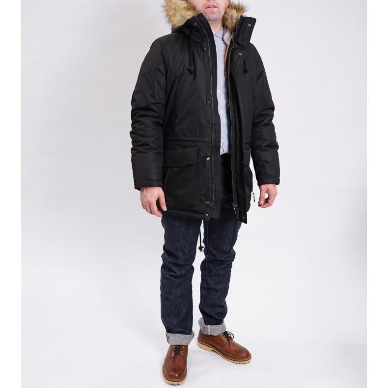 Куртка Zefear Алтай Altai - black