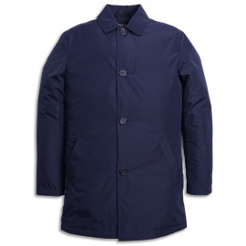 Плащ Zefear Raincoat Number 2 IsoSoft navy