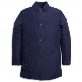 Плащ Zefear Raincoat Number 2 IsoSoft navy