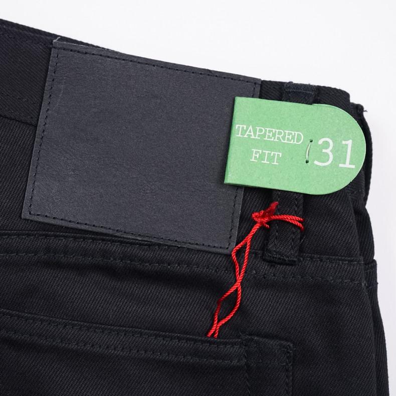 Джинсы Unbranded Brand UB255 Black Selvedge