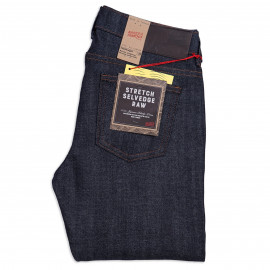 Женские джинсы Naked and Famous The Straight Raw Stretch Selvedge