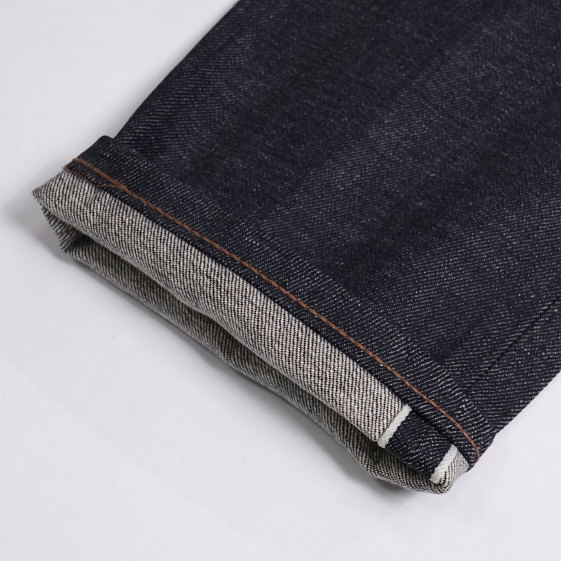 Джинсы Naked and Famous Weird Guy Kapok Denim Selvedge