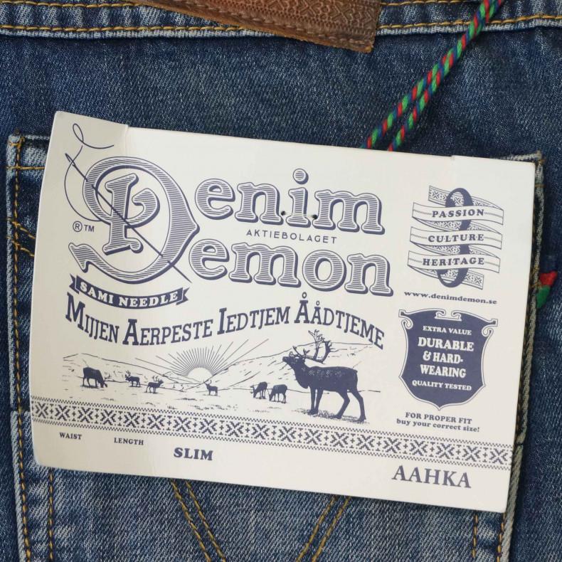 Джинсы Denim Demon Aahka Rasmus Slim