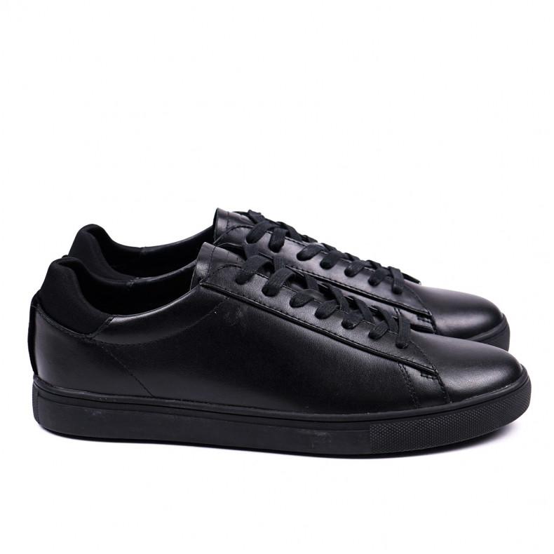 Кеды CLAE Bradley Black Full Leather