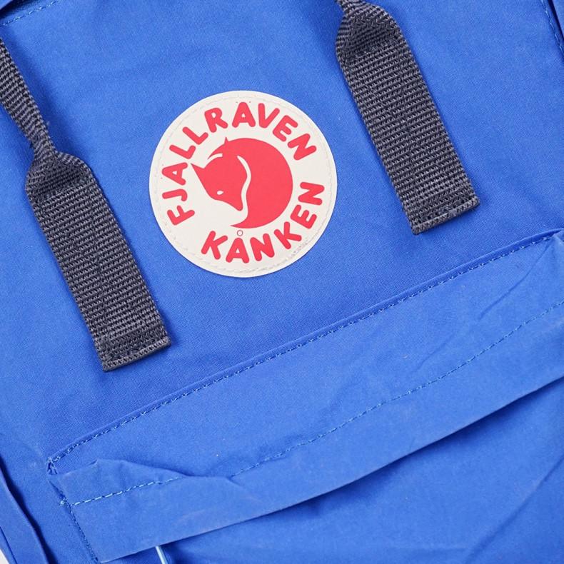 Рюкзак Fjallraven Kanken Classic 525/560 UN Blue navy