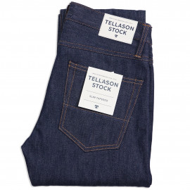 Джинсы Tellason Stock Slim Tapered Fit